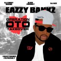Eazzy Bankz - OTO (Operation Takeover) mixtape cover art