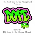 Fly Tye - D.O.P.E mixtape cover art