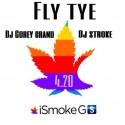 Fly Tye - iSmokeGs mixtape cover art