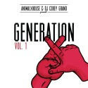 Generation X Vol. 1 mixtape cover art