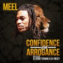 Meel - Confidence Vs Arrogance 2 mixtape cover art