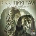 Proda Tha Jah - Rikki Tikki Tavi mixtape cover art