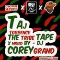 Taj Torrence - The Tribe Tape mixtape cover art