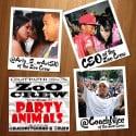 Zoo Crew - Party Animals mixtape cover art