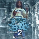 3 Bandz - Bitch Im 3 Bandz 2 mixtape cover art