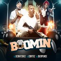 Boomin mixtape cover art