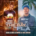 Breezy2times & Gutta Zoe - From The Bay to FLA mixtape cover art
