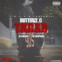 Butterzz G - THCSG mixtape cover art