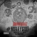 ChrisOnThaBeat - #NoDaysOff mixtape cover art