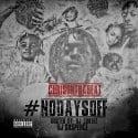 ChrisOnThaBeat - #NoDaysOff mixtape cover art