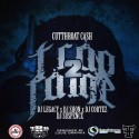 Cutthroat Cash - Trap 2 Fame mixtape cover art