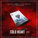 Drizzy Lowkey - Cold Heart mixtape cover art