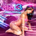 Futuristic R&B 13 #SummerJamsEdition mixtape cover art