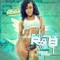 Futuristic R&B 7 mixtape cover art