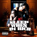 Jon Muldrow - Sleep When I'm Rich mixtape cover art
