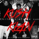 Kush Klan - Children Of The Sun mixtape cover art