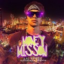 Lil Vince - Money Mission mixtape cover art