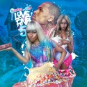 Love & RnB 5 mixtape cover art