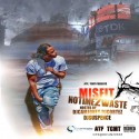 Misfit - No Time 2 Waste mixtape cover art
