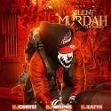 Murdah Baby - Silent Murdah mixtape cover art