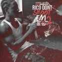 Rico Recklezz - Rico Don't Shoot Em 2 mixtape cover art