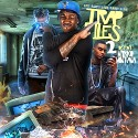 Trap Files 2 (Hosted By Mykko Montana) mixtape cover art
