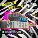 Feed The Streets 12 mixtape cover art