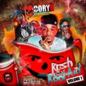 Kush & Kool Aid mixtape cover art
