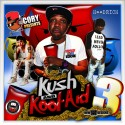 Kush & Kool Aid 3 mixtape cover art