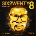 Lil Wodie - SixTwenty8 mixtape cover art