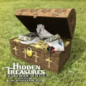 M.O.N - Hidden Treasures (Audio Book Of M.O.N) mixtape cover art