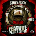 Stuey Rock - Feature Presentation mixtape cover art