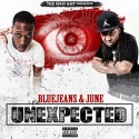 Blue Jeans & June - Unexpected mixtape cover art
