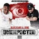 Blue Jeans & June - Unexpected mixtape cover art