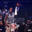 Chippass & YpOnTheBeat - The Answer EP mixtape cover art