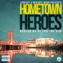 Hometown Heroes mixtape cover art