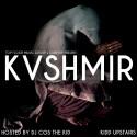 Kidd Upstairs - Kvshmir mixtape cover art
