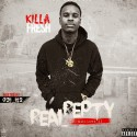 Killa Fresh - Real Repty 2 mixtape cover art