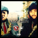 Nikatine Da King & Yp On The Beat - King Shit EP mixtape cover art