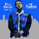 Peso Harlem - The Funeral mixtape cover art