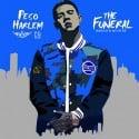 Peso Harlem - The Funeral mixtape cover art
