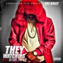 RBCBugzy - They Watching mixtape cover art