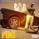 TreSolid - Streets On Fire mixtape cover art