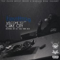 Welcome To Cake City mixtape cover art