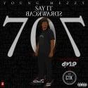 Young Mezzy - Say It Backwards mixtape cover art
