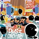 Purple Monkey Sircus - PMS 3 (Candyland) mixtape cover art