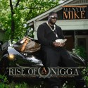 Allnyte Mike - Rise Of A Real Nigga mixtape cover art