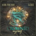 M Dubb - I Crowned Myself mixtape cover art