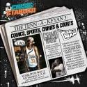 Starlito - The Tenn-A-Keyan 3 (Comics, Sports, Crimes & Courts) mixtape cover art