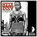 Stix Izza - Highway 2 Mars mixtape cover art